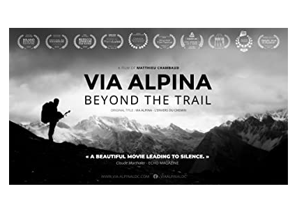 Via Alpina   Beyond The Trail